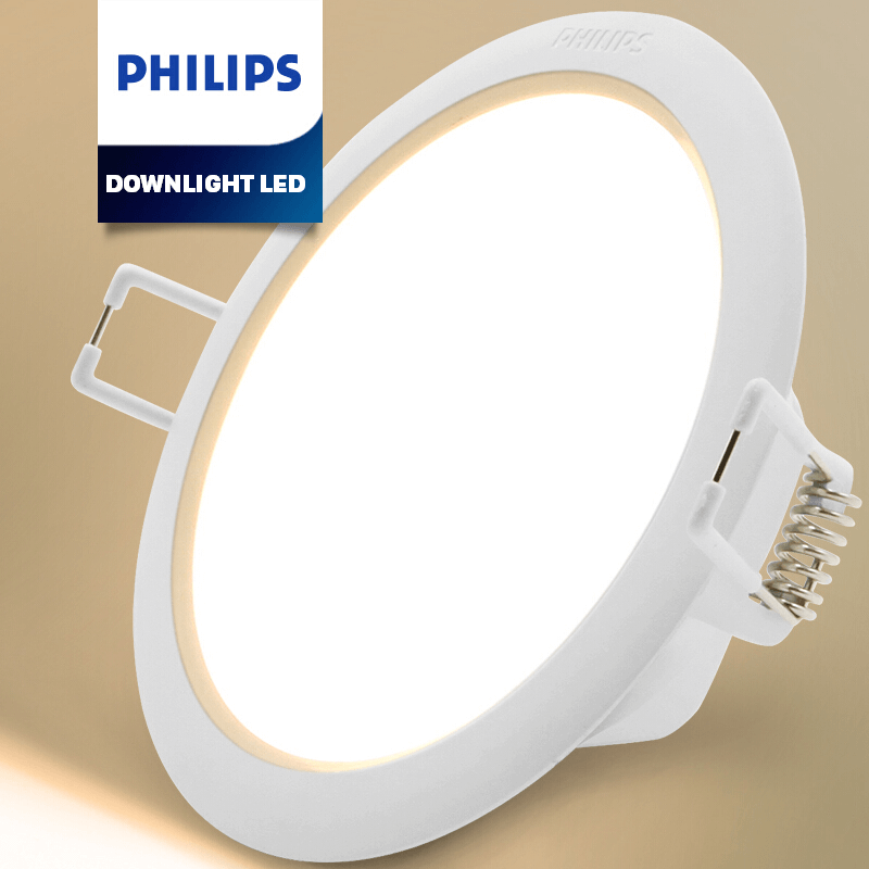 Ứng dụng Đèn Downlight âm trần Led Philips SmartBright 15W G2 LED12//NW 220-240V D150 GM 4000K