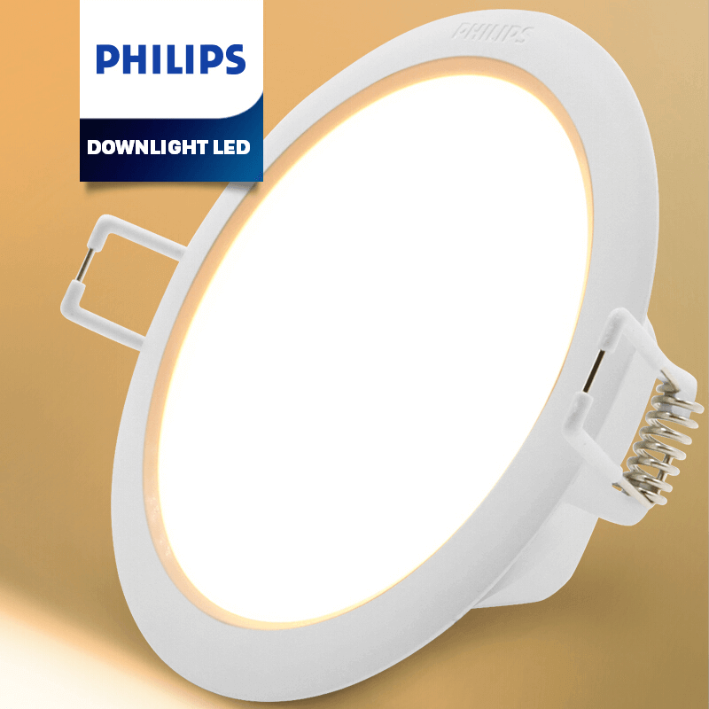 Ứng dụng Đèn Downlight âm trần Led Philips SmartBright 15W G2 LED12//WW 220-240V D150 GM 3000K