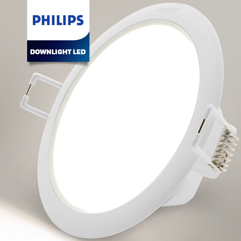 Ứng dụng Đèn Downlight âm trần Led Philips SmartBright 15W G2 LED12//CW 220-240V D150 GM 6500K