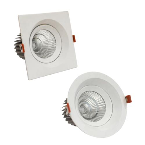 Đèn downlight âm trần LED Philips Inside chiếu sáng trong nhà 6058X