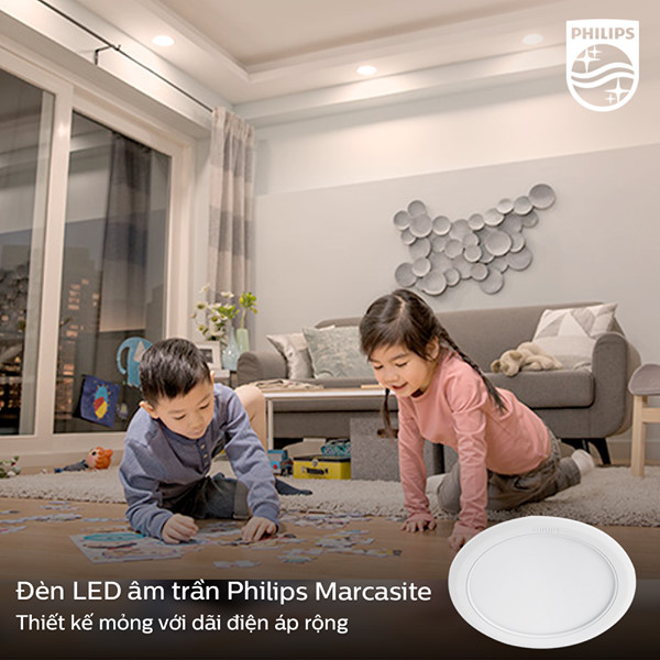 Đèn LED Marcasite Philips