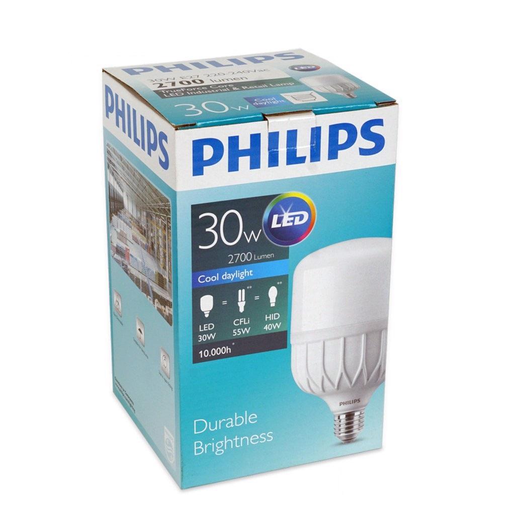 Bóng đèn Led Bulb Hi-lumen Philips TForce Core HB 30W E27