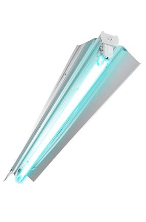 Bộ máng đèn chóa phản quang diệt khuẩn khử trùng tia cực tím UV-C Philips 1xTUV 36W SLV/6 R