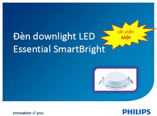 Đèn Downlight âm trần Led Philips 15W DN027B LED12/NW D150