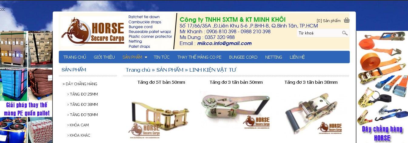 ảnh web sanphamtoiuu.com chuyên bán các loại móc thép