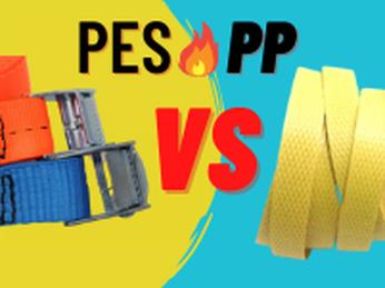 Ứng dụng của Polyester và PP trong lĩnh vực dây chằng hàng