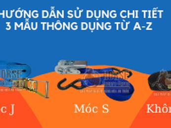 Cách sử dụng các mẫu dây tăng đơ phổ biến hiện nay chi tiết từ A - Z