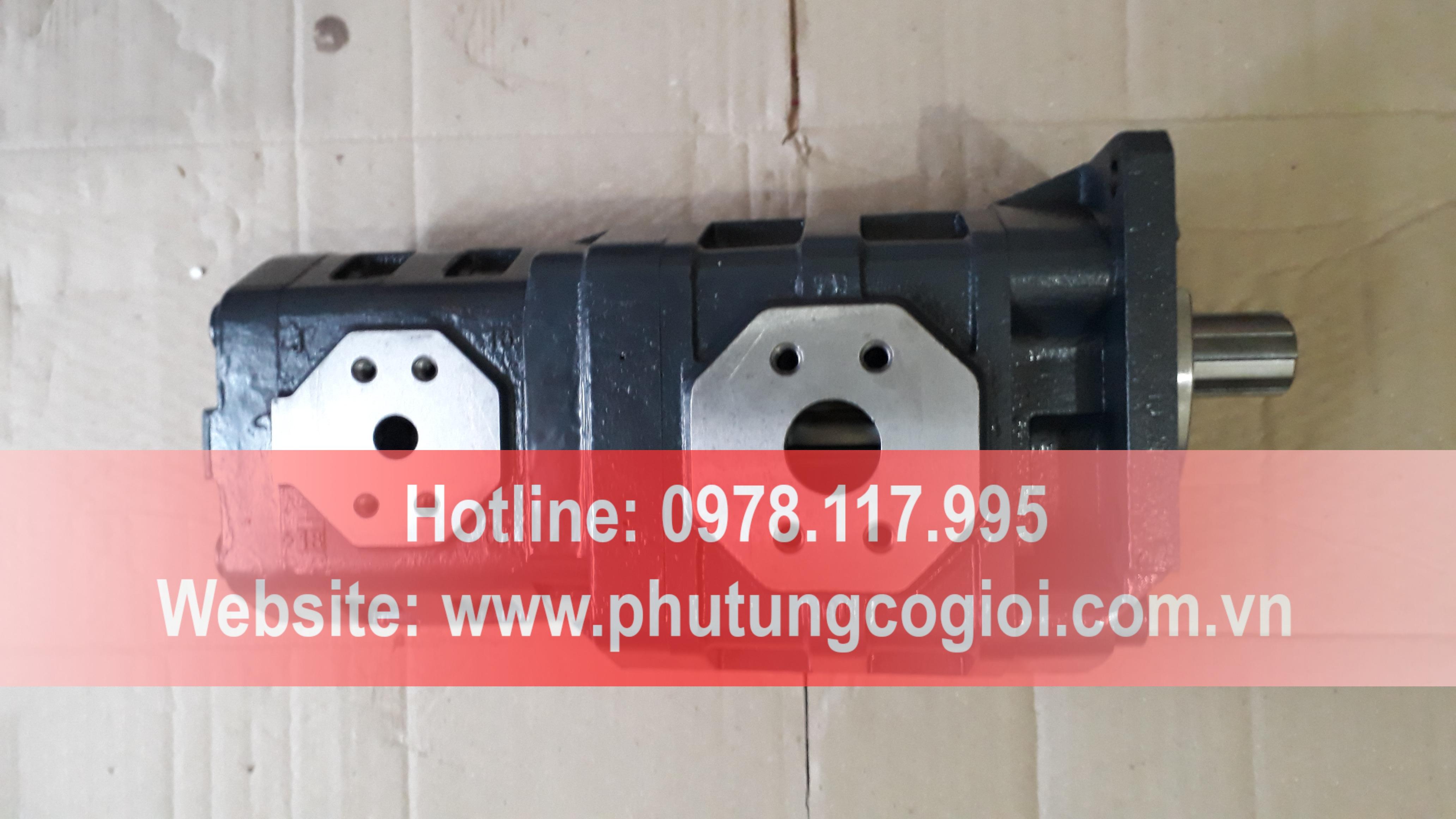 Bơm lái máy xúc lật Liugong ZL50CN