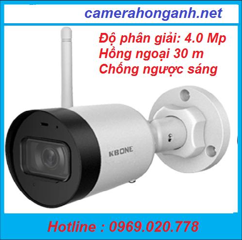Camera KBVISION KBONE KN-4001WN