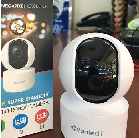 Camera wifi  Vantech V-2010AI 2.0Mp