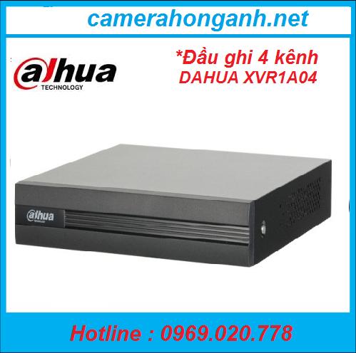 Đầu ghi hình  4 kênh DAHUA XVR4104HS-S2