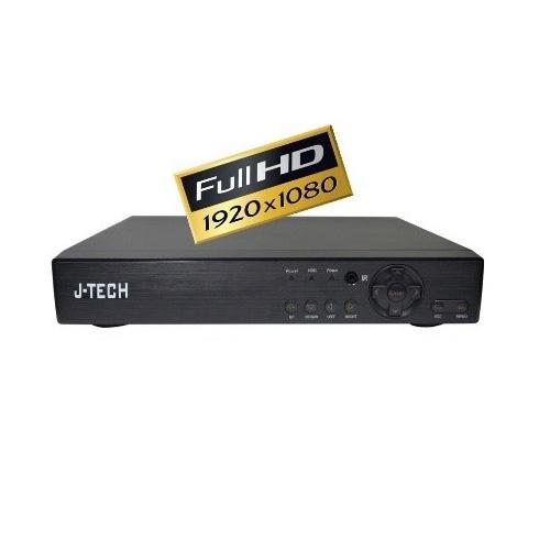 Đầu ghi hình Hybrid AHD/TVI/CVI/CBVS 8 kênh J-TECH HYD4408