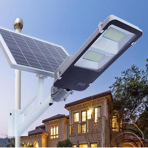 Đèn đường LED SOLAR 6V-120W năng lượng mặt trời