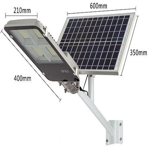Đèn đường LED SOLAR 6V-200W năng lượng mặt trời