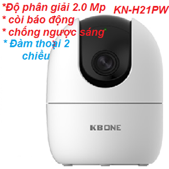 camera không dây 2.0 Megapixel KBVISION KBONE KN-H21PW