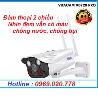 Camera Vitacam VB720 Pro