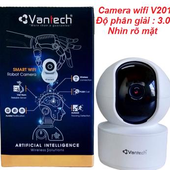 Camera Wifi Vantech V2010B 3.0 Mp