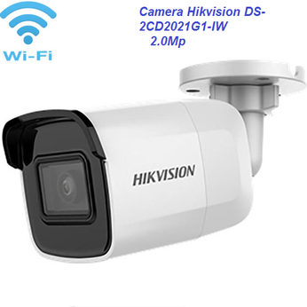 Camera  wifi Hikvision DS- 2CD2021G1-IW