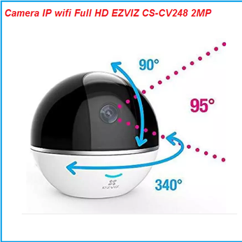 Camera IP wifi Full HD EZVIZ CS-CV248 2Mp