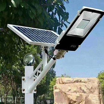 Đèn đường LED SOLAR 6V-100W năng lượng mặt trời