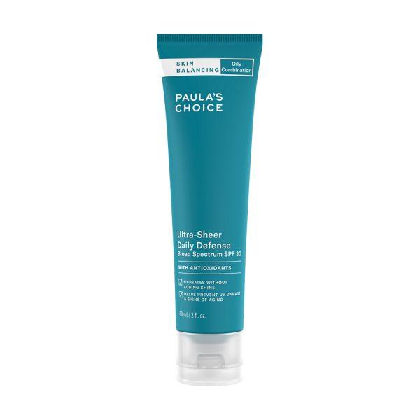 Kem Dưỡng Ban Ngày Siêu Bảo Vệ Và Cân Bằng Da SPF 30 Skin Balancing Ultra - Sheer Daily Defence Broad Spectrum SPF 30