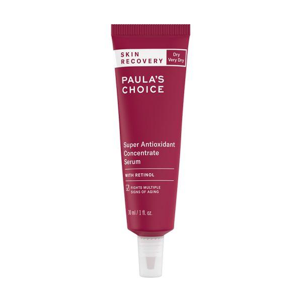 Tinh Chất Phục Hồi Da Siêu Chống Lão Hóa Chứa Retinol Skin Recovery Super Antioxidant  Concentrate Serum