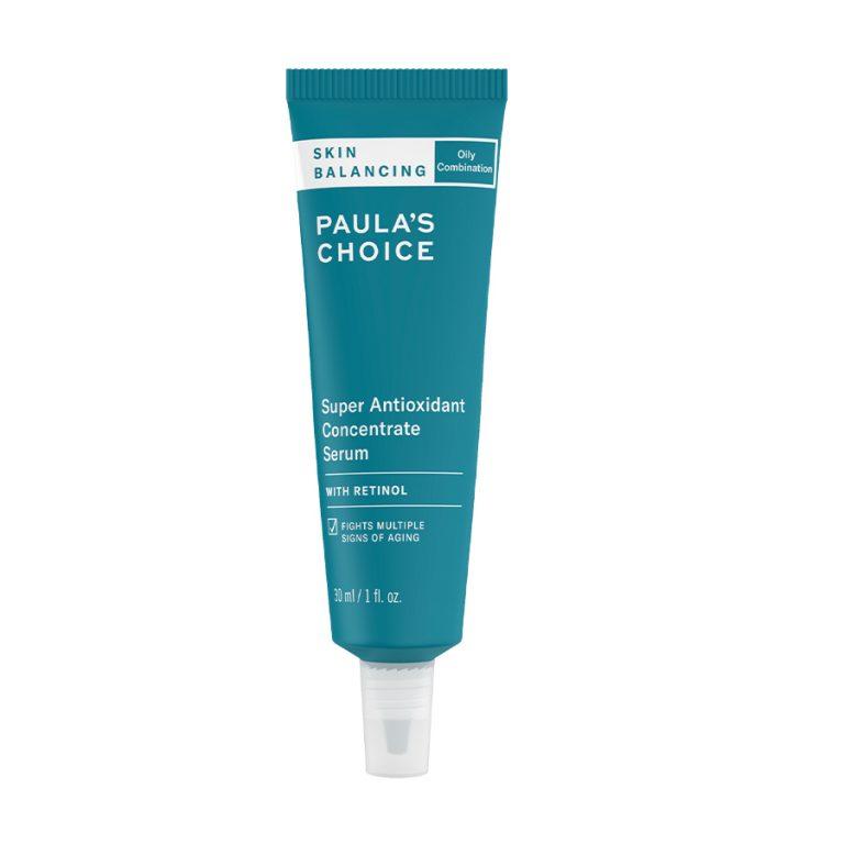 Tinh Chất Serum Cân Bằng Độ Ẩm Và Siêu Chống Lão Hóa Chứa Retinol Skin Balancing Super Antioxidant Concentrate Serum