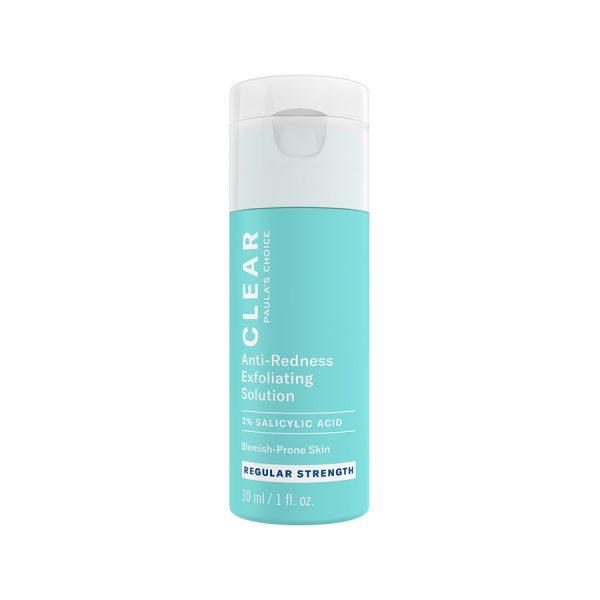 Dung Dịch Loại Bỏ Tế Bào Chết, Điều Trị Mụn Và Ban Đỏ Clear Regular Strength Anti - Redness  Exfoliating Solution 2% Salicylic Acid