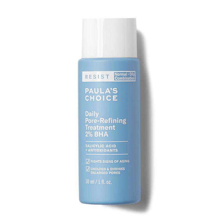 Tinh Chất Loại Bỏ Tế Bào Chết Và Điều Trị Se Khít Lỗ Chân Lông 2% BHA Resist Daily Pore Refining Treatment  2% BHA