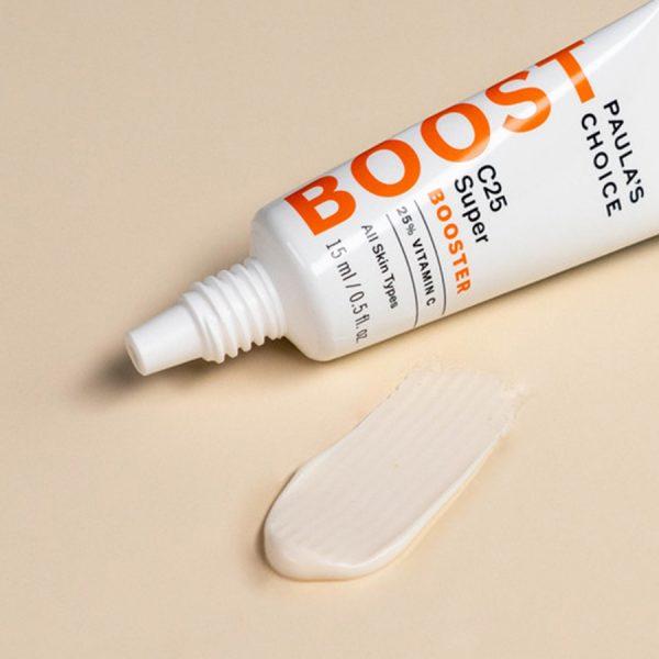 Tinh Chất Tăng Cường Đặc Trị Nám Và Đốm Nâu Chứa 25% Vitamin C C25 Super Booster