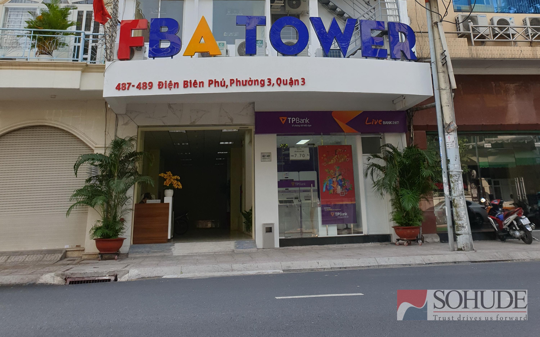 Toà nhà FBA Tower