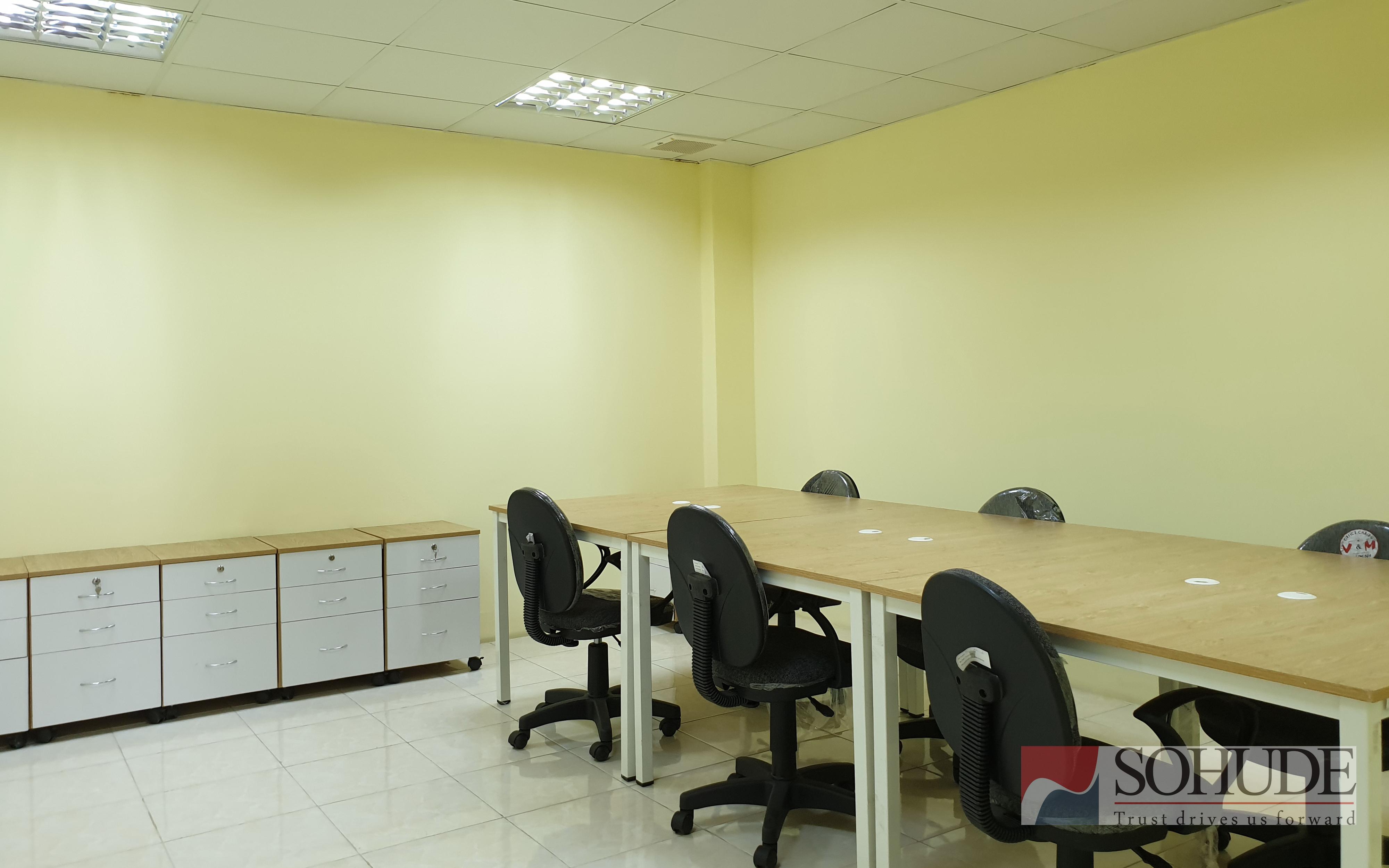 Chỗ ngồi làm việc linh hoạt Quận 3, TP Hồ Chí Minh