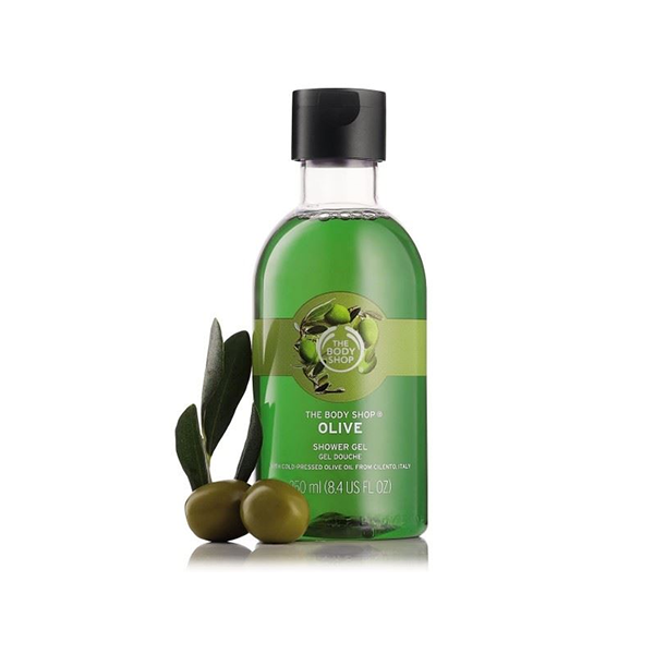 Sữa tắm OLIVE The Body Shop