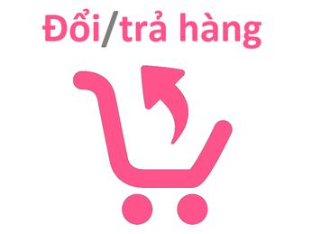 Chính sách đổi trả và hoàn tiền shop đèn đá muối Hương Xuân