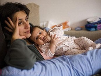 Đây là phương pháp chữa mất ngủ sau khi sinh được cả thế giới công nhận