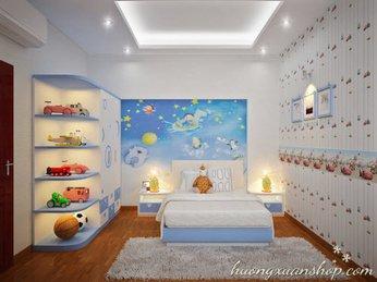Có nên chọn đèn trang trí phòng ngủ cho bé yêu nhà bạn không?