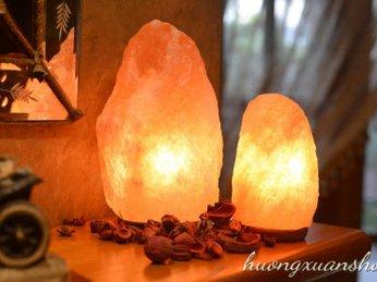 Đèn ngủ để bàn đẹp - cho bạn không gian phòng ngủ ấm áp