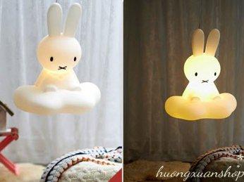Điều tuyệt vời khi có chiếc đèn ngủ xinh xinh cho bé