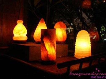 Hướng dẫn cách sử dụng đèn đá muối phát huy công dụng tối đa