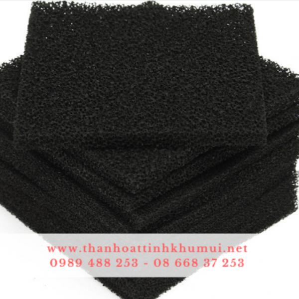 Vải than hoạt tính 10 mm