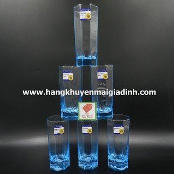 BỘ 6 LY THỦY TINH LUMINARC ICE BLUE