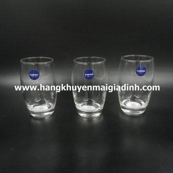 BỘ 3 LY THỦY TINH LUMINARC