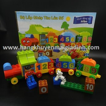 BỘ LEGO TÀU LỬA SỐ FRISO