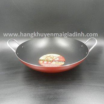 CHẢO CHỐNG DÍNH LOCK&LOCK 34 CM NUTIFOOD