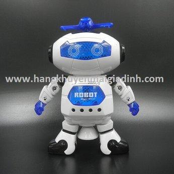 ROBOT NHẢY & QUAY 360 ĐỘ NUTIFOOD