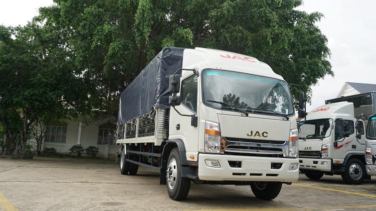 XE TẢI JAC 9 TẤN N900