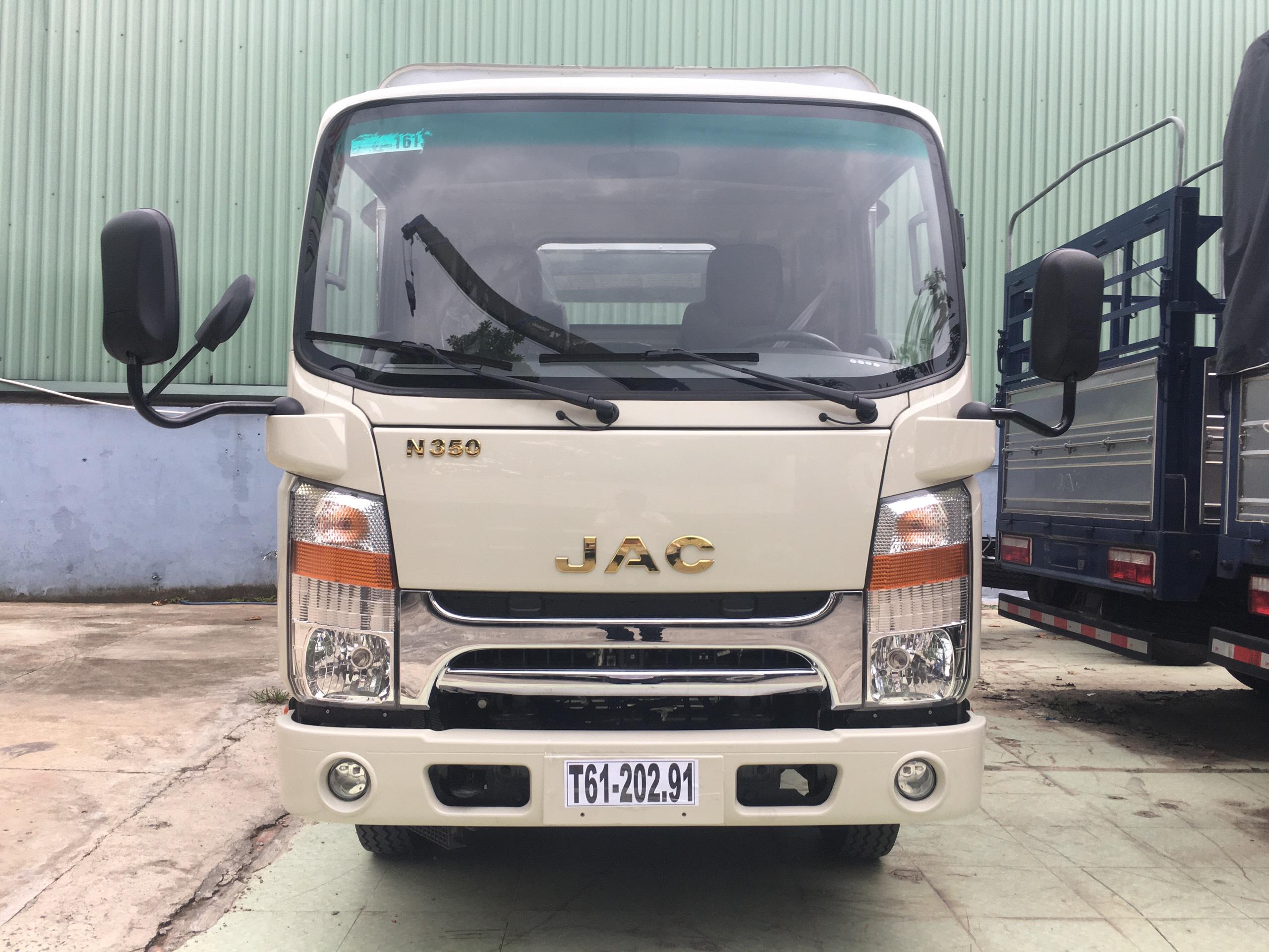 Xe tập lái JAC N350