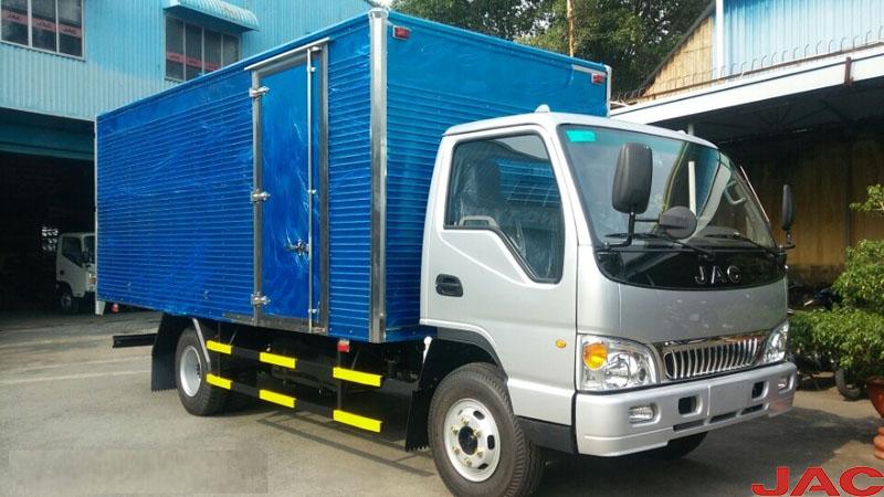 Xe tải JAC 4.9 Tấn HFC1061K3
