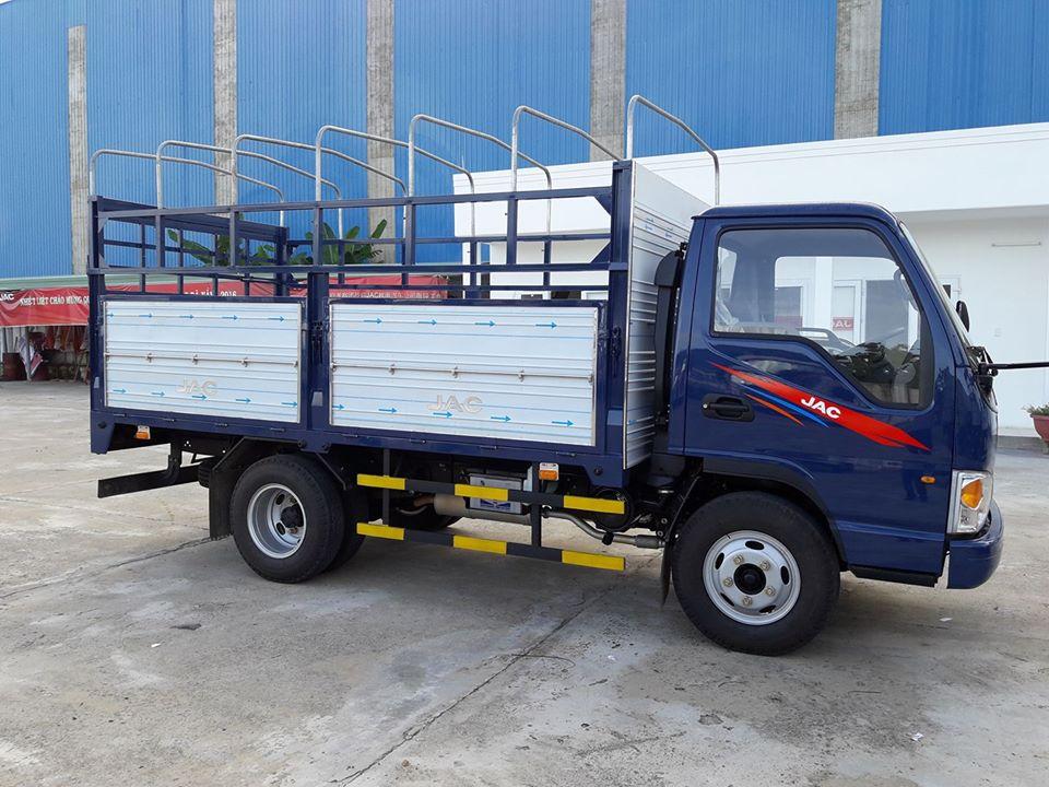 Xe tải JAC 2,4 tấn xe tải hạng nhẹ chất lượng cao sản xuất với công nghệ Nhật Bản