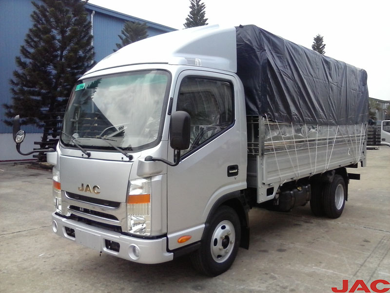 Xe tải JAC 3,5 tấn phiên bản quốc tế